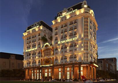 khách sạn 12 tầng