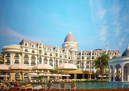 Khách sạn Thanh Vân 6 tầng