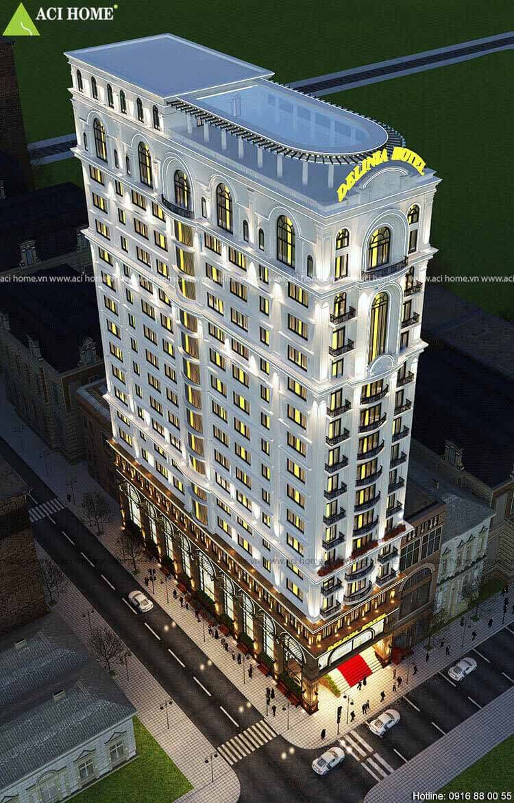 Khách sạn đẹp tại Nha Trang