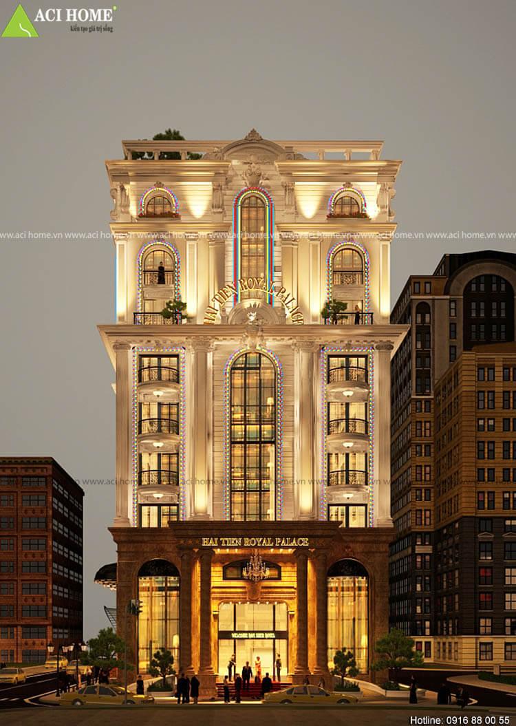 Khách sạn 3 sao Royal palace