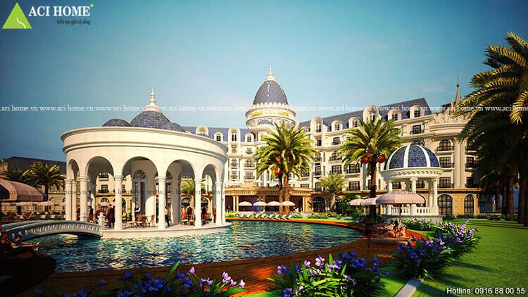 khách sạn Thanh Vân Hotel đẹp