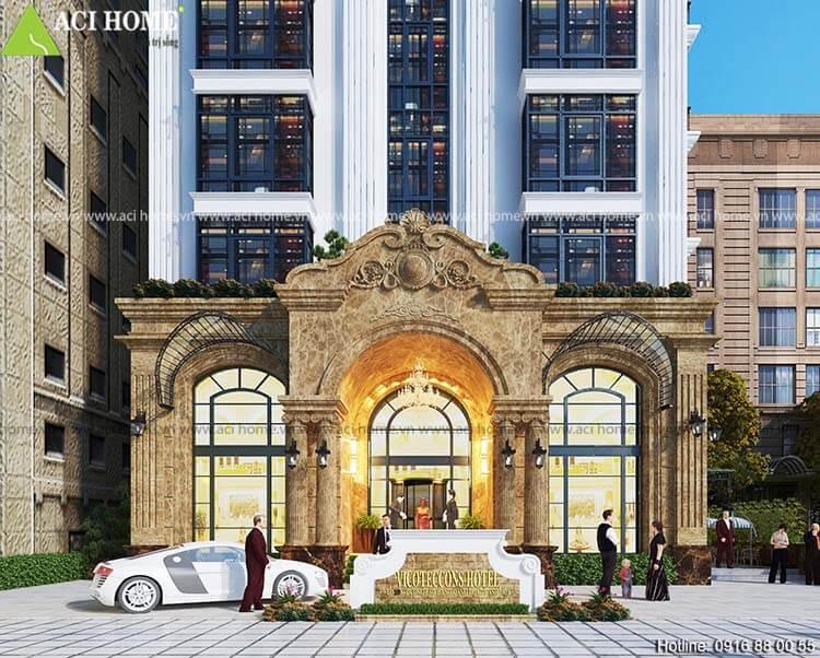 khách sạn vicoteccons 10 tầng