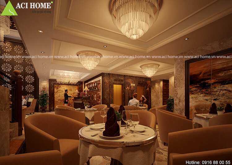 nội thất khách sạn 3 sao