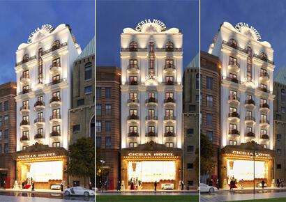 khách sạn cổ điển cicilian