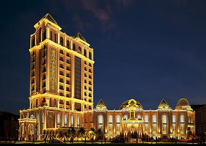 thiết kế khách sạn tại tỉnh Bình Thuận