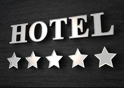 xếp hạng khách sạn 5 sao