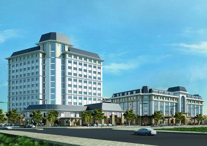 Thiết kế trung tâm thương mại Xuân Phú Hưng