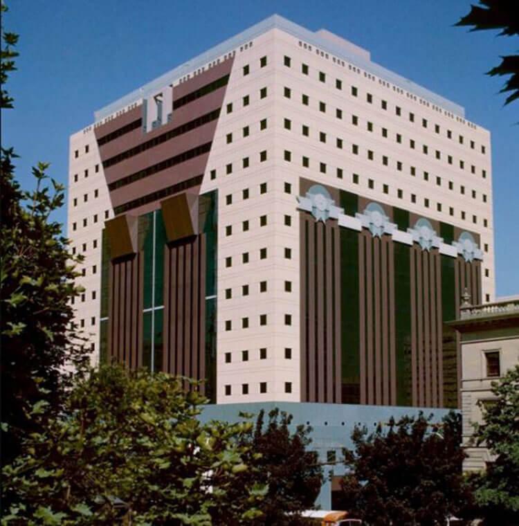 kiến trúc hậu hiện đại