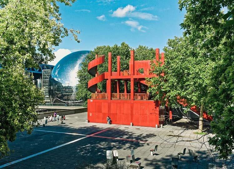 kiến trúc Deconstructivism