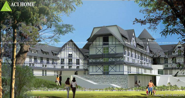 khách sạn đẹp tại Đà Lạt