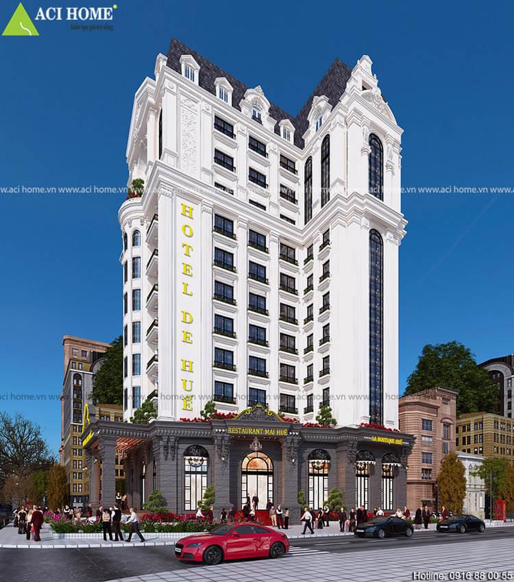 Khách sạn Hotel De Huế