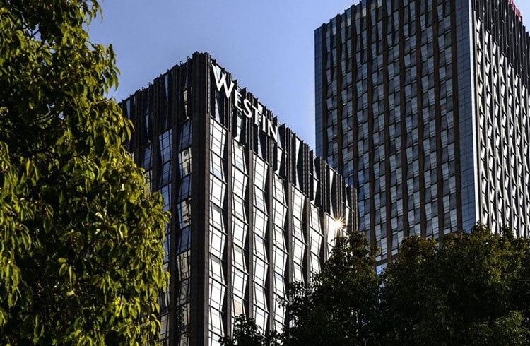 Khách sạn The Westin Wuhan Wuchang