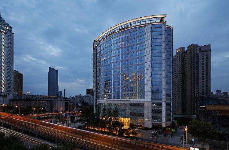Khách sạn New World Wuhan Hotel