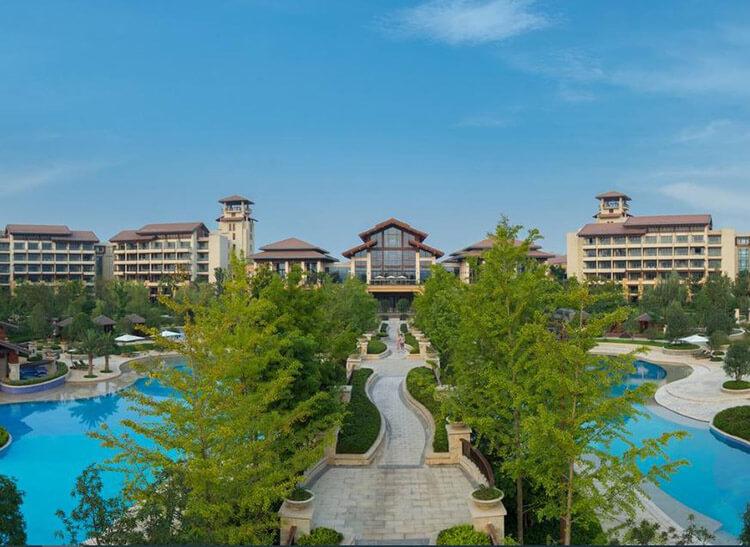 Khách sạn Hilton Wuhan Optics Valley