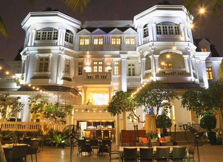 Villa Sông Saigon