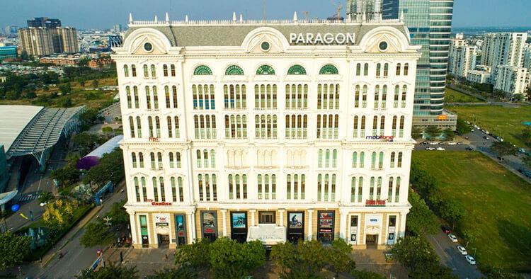 Khách sạn Paragon Sài Gòn