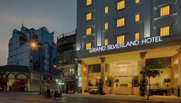 Khách sạn Grand Silverland & Spa