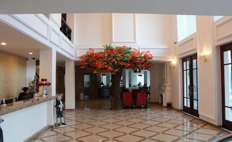 sảnh khách sạn Honeymoon