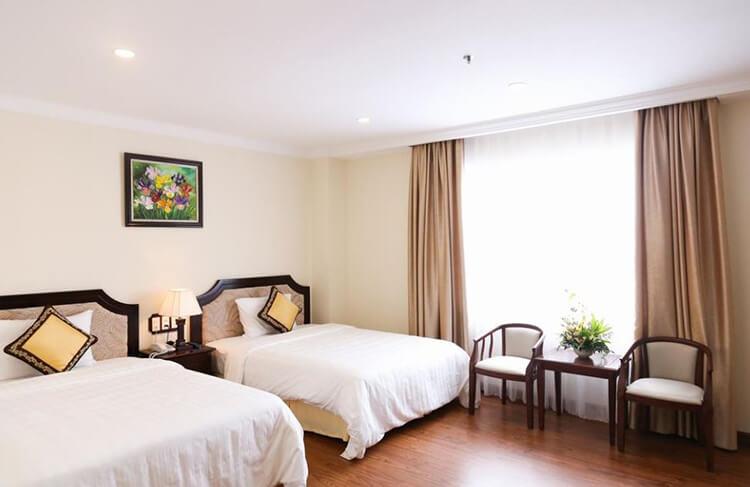 phòng ngủ đôi Honeymoon