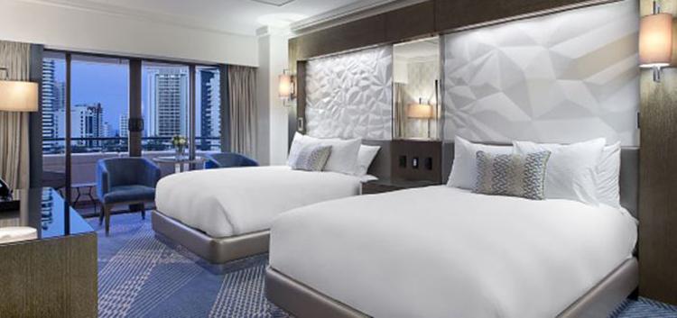 Mẫu giường nội thất khách sạn cao cấp
