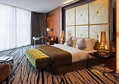 giường khách sạn 5 sao