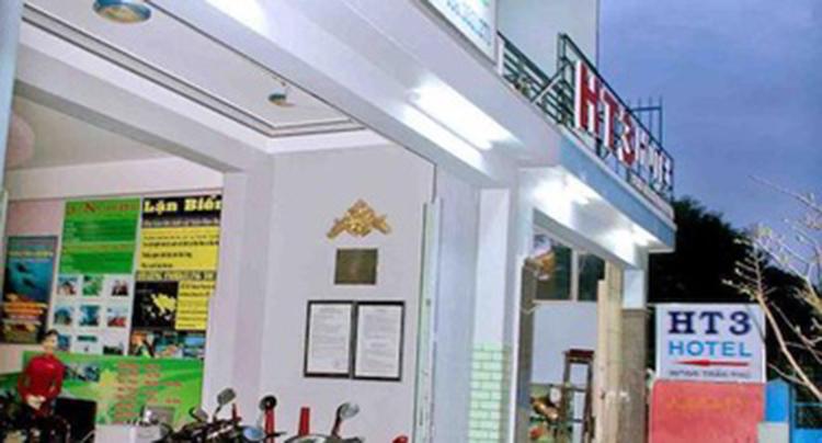 sảnh khách sạn Ht3