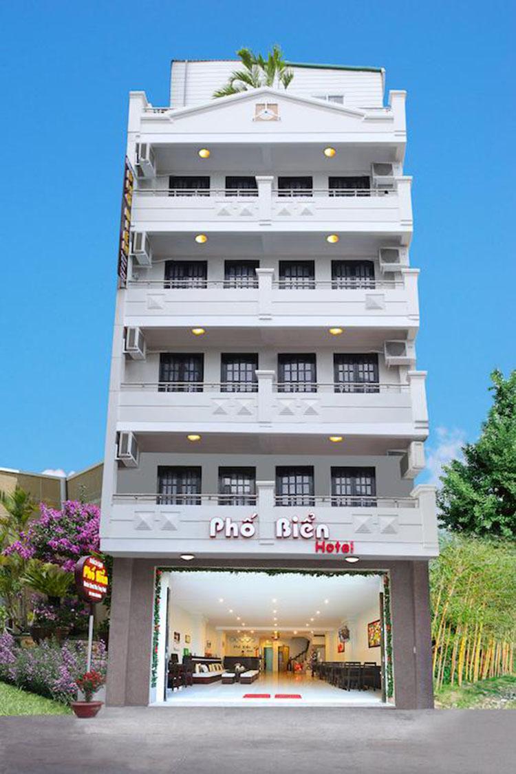 Phố biển Hotel