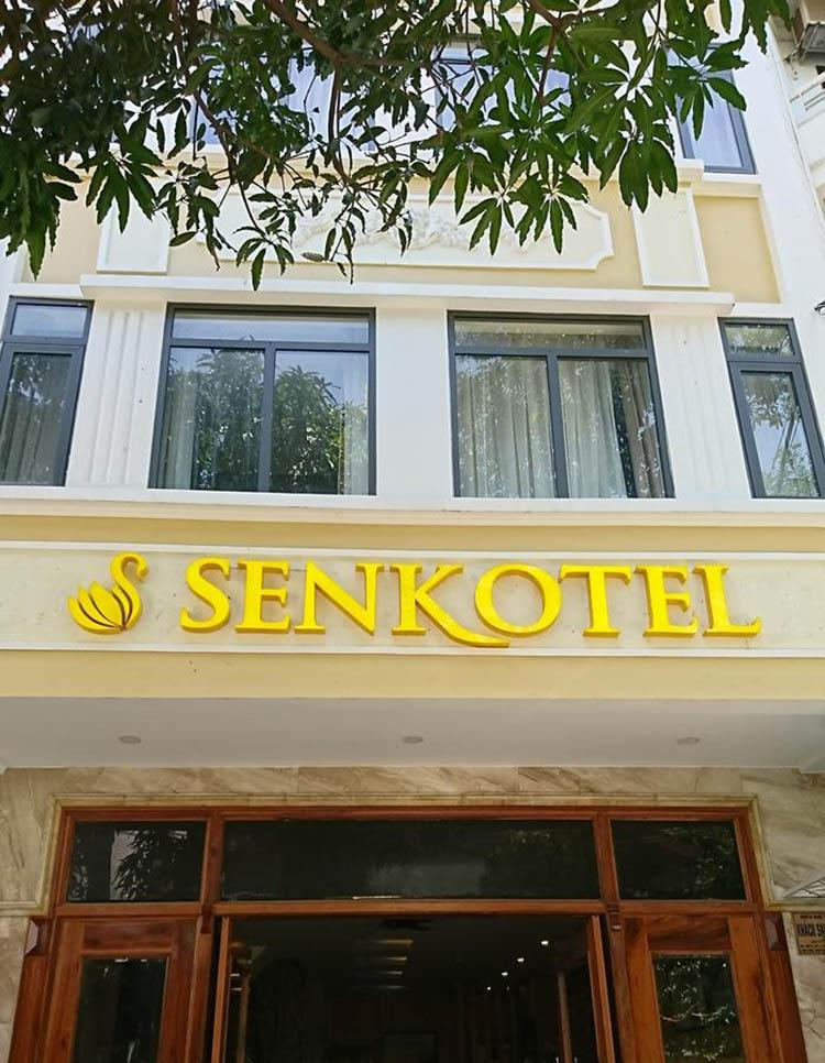 Senkotel khách sạn 2 sao tại Trần Phú