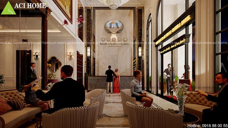 nội thất khách sạn boutique Hà Nội