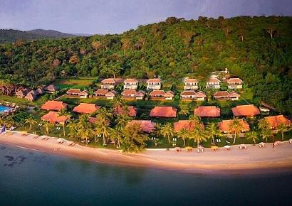 Trải nghiệm tuyệt vời khi ngủ Bungalow tại Resort biển