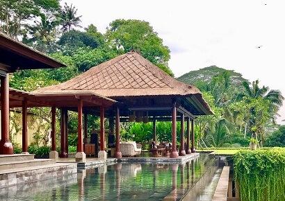 Tìm hiểu sự độc đáo của thiết kế Resort Mandapa tại Ubud, Indonexia