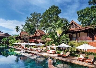 Top 10 thiết kế Resort sang trọng bậc nhất Cam Pu Chia
