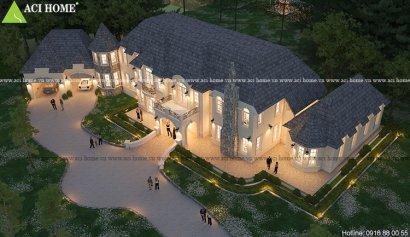 Đắm say lòng người : Biệt thự vườn Châu Âu tại Đà Lạt – Lâm Đồng.