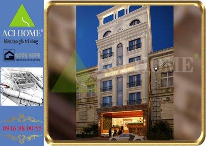 Khách sạn tân cổ điển với nét đẹp thanh lịch, sang trọng : Richy Hotel ( TP Pleiku)