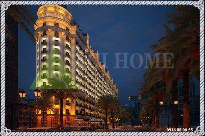Khách sạn 4 sao tại Thanh Hóa khiến khách du lịch ngỡ ngàng như đang lạc vào trời Âu.