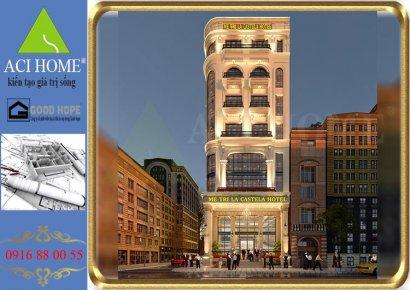 Me Tri La Castela Hotel : Mang kiến trúc Pháp đẳng cấp vào lòng thủ đô Hà Nội