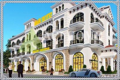HAFI HOTEL : Khách sạn 3 sao gây thương nhớ tại Vũng Tàu.
