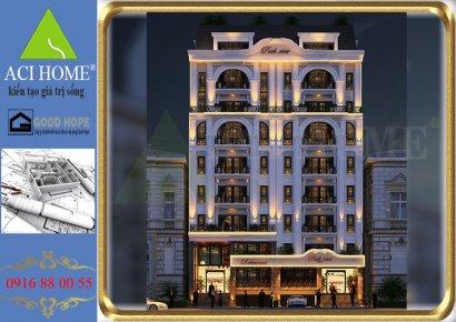 Park View Hotel : Khách sạn kiểu Pháp tuyệt đẹp ngay trung tâm quận Thanh Xuân – Hà Nội.