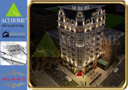Nam Hải Hotel : Khách sạn  kiểu Pháp sang chảnh, đẳng cấp tại Quảng Ninh.