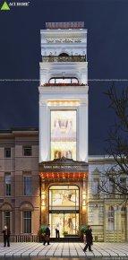 SHOPHOUSE :  Kinh doanh showroom áo cưới tại TP Hải Phòng