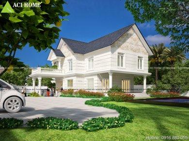 Quy hoạch biệt thự vườn : Nhỏ xinh giữa lòng thành phố HCM.