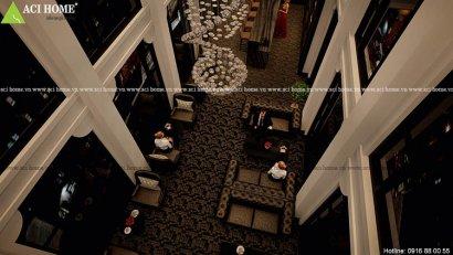 Thiết kế nội thất khách sạn: Khi nét cổ điển và lãng mạn hòa quyện và tỏa sáng.