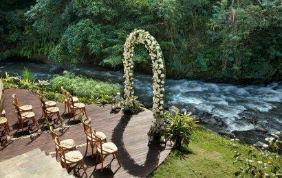 Resort ven rừng: Hoang sơ, hùng vĩ với cảnh sắc thiên nhiên tựa tiên cảnh.